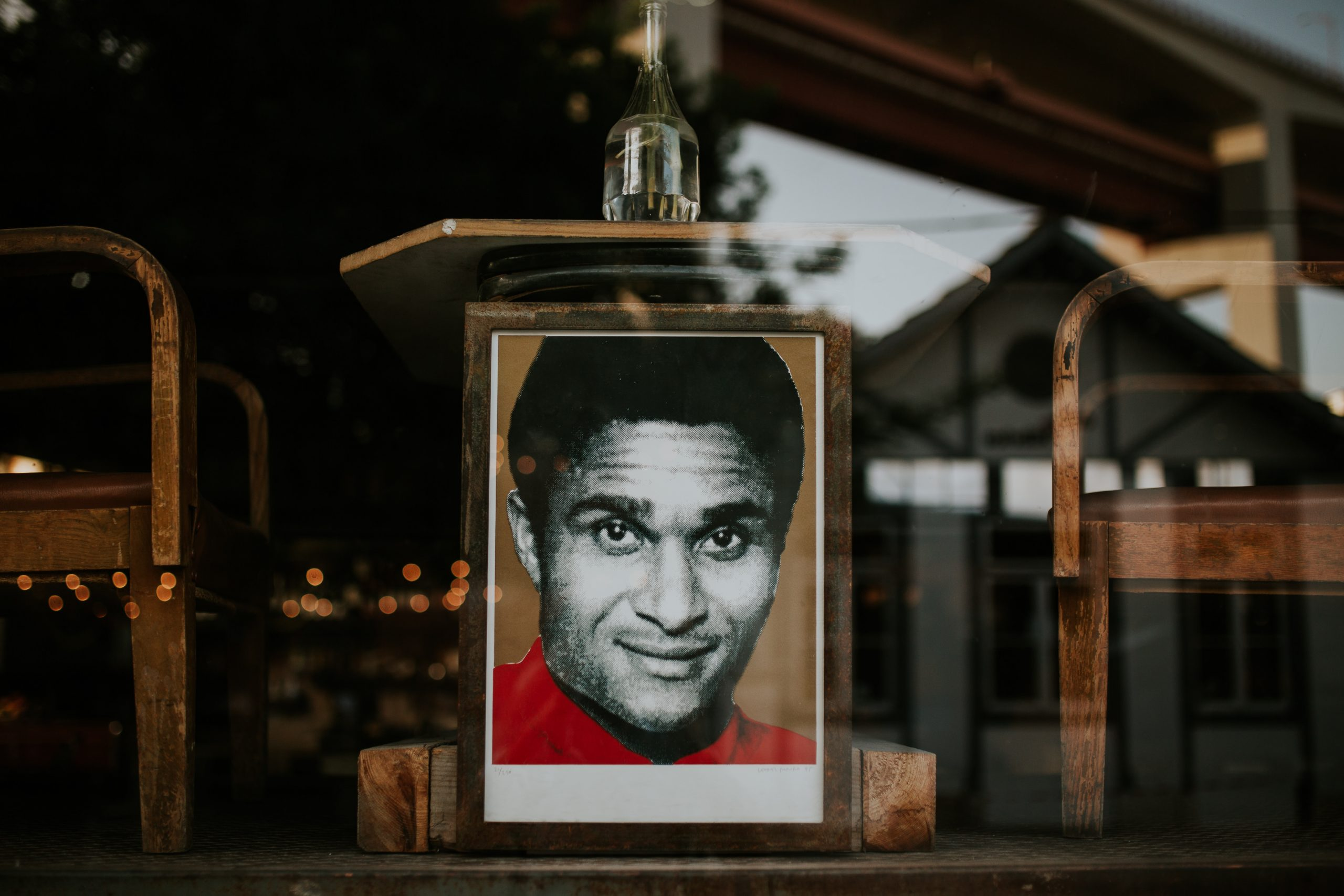 eusébio, the black panther pre weeding session in lisbon lx factory